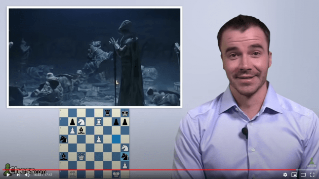 Movies and TV: Chess Scenes That Mattered Part 1