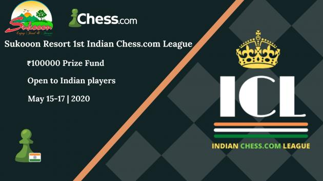 Pairings Revealed For Sukooon Resort 1st Indian Chess.com League