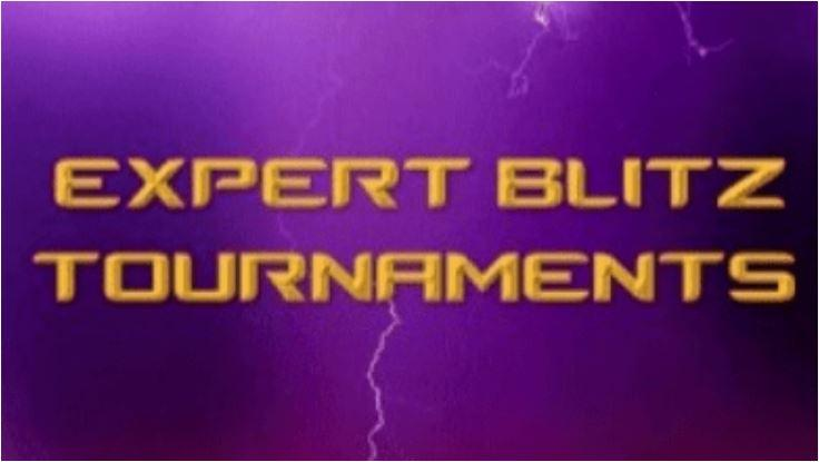 Expert Blitz Tournaments: Charity Blitz Tournament with Prizes