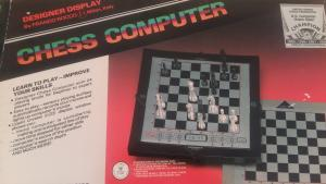 How to Beat an 80s Chess Computer - Part 1