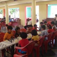 Under 7 Chess Tournament by Taleigao Chess Academy