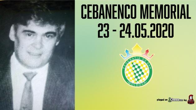Chebanenko Memorial 2020