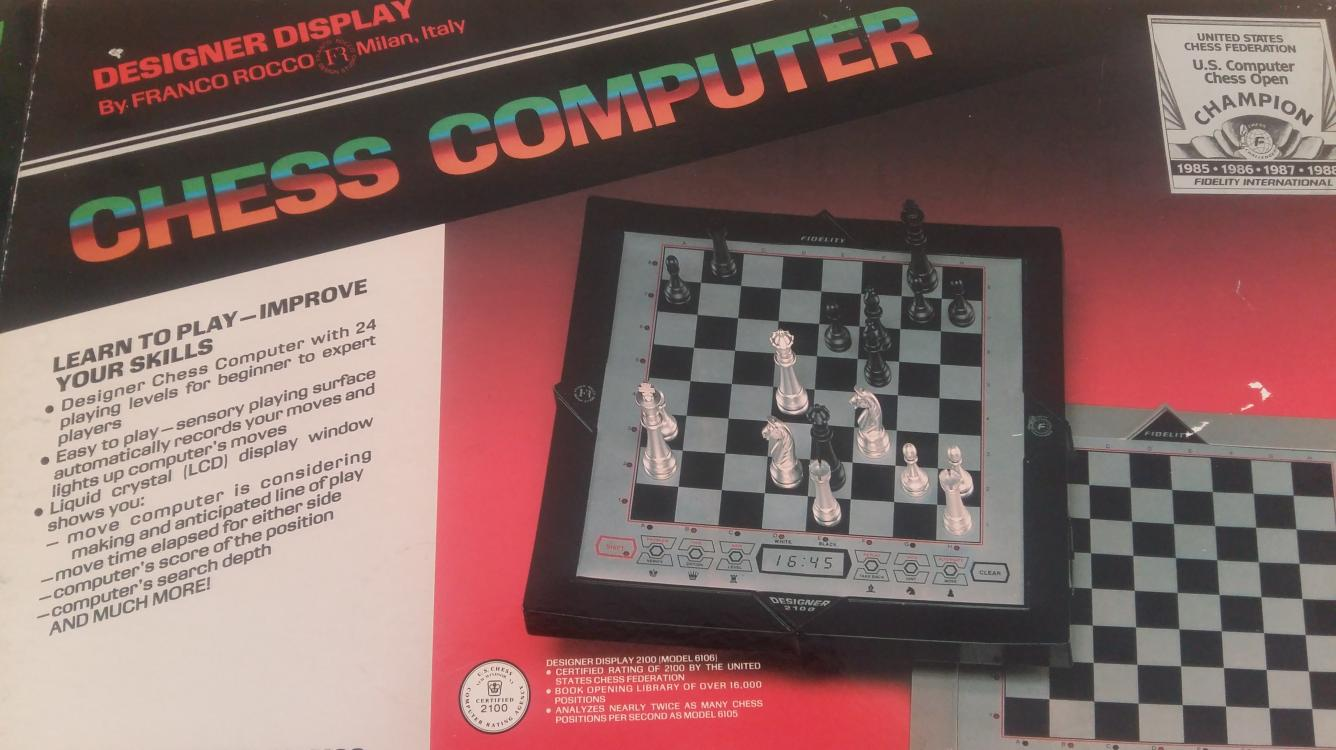 How to Beat an 80s Chess Computer - Part 3