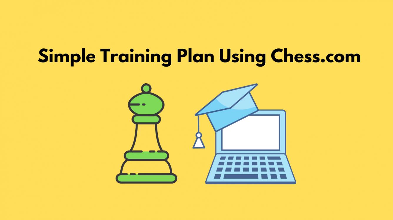 Simple Training Plan Using Chess.com