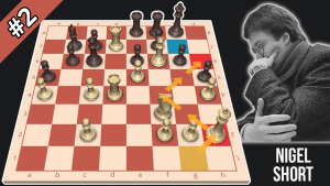 Short's Immortal King Walk - Every Chess Move Explained - Short vs. Timman, 1991