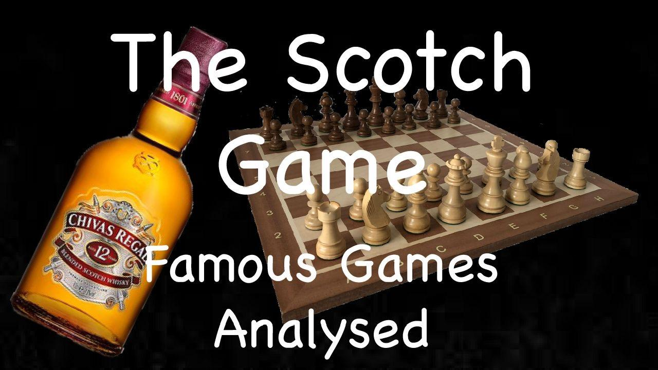 Famous Scotch Games Analysed