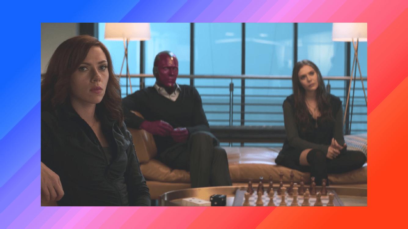 Chess scenes in the Marvel films
