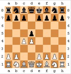 Dámský gambit/ Queen's Gambit