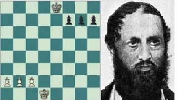 Jozsef Szen. The First Star of Hungarian Chess.