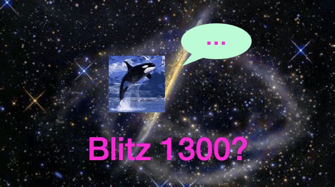 Blitz 1300? The Return of I-I_I-I!