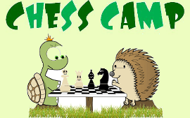 One day chess camp on July 25
