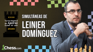 Leon Chess Festival: How To Lose To A Super GM Quickly