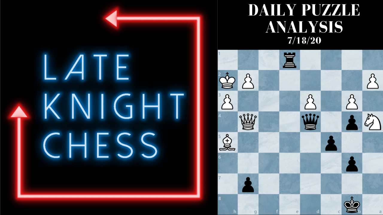 Today's Daily Puzzle 7/18/20: Stairstep To Victory