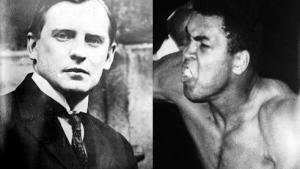 Comparing The World Champions: Chess & Boxing! Part 1: From Steinitz to Tal...& Johnson To Tyson!