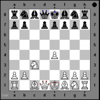 5 Puzzles:  Smith-Morra Gambit Accepted