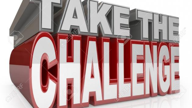 TAKE THE CHALLENGE, PART XI