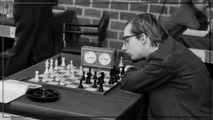 Few games of Robert Hubner