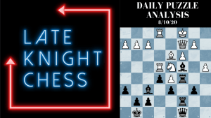 Today's Daily Puzzle 8/10/20: Alternative Piece Valuations