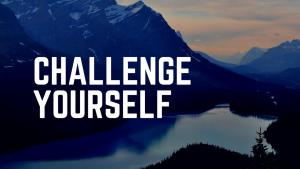 TAKE THE CHALLENGE, PART XIII