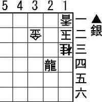 Easy Tsumeshogi Problem for Beginners - #004