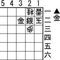 Easy Tsumeshogi Problem for Beginners - #009