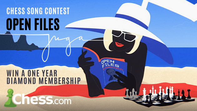 Juga's Chess Contest - Win A 💎 Membership