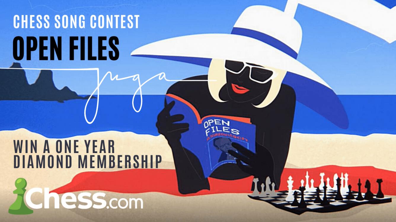 Juga's Chess Contest - Win A 💎 Membership