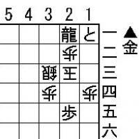 Easy Tsumeshogi Problem for Beginners - #035