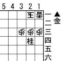 Easy Tsumeshogi Problem for Beginners - #036