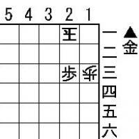 Easy Tsumeshogi Problem for Beginners - #038
