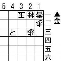 Easy Tsumeshogi Problem for Beginners - #042