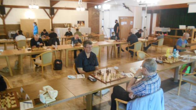 Schach in Coronazeiten - Das Open in Ortenburg