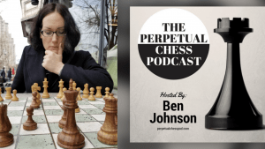 I was on the Perpetual Chess Podcast again  :)