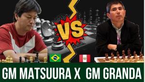 SICILIANA NAJDORF | GM Everaldo Matsuura x GM Julio Granda | Ep. 19 #GMBemBrasileiro