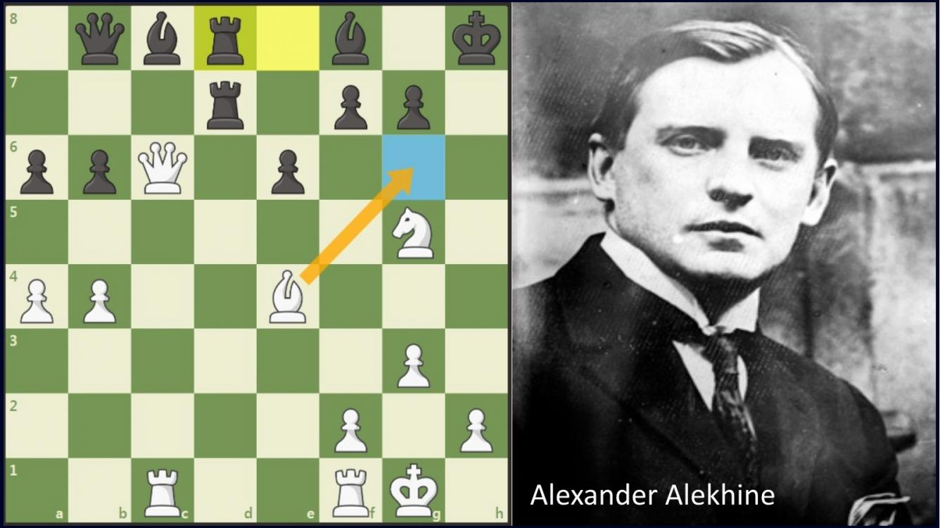 5 Reasons why Alekhine was such a strong Master (+ Video)