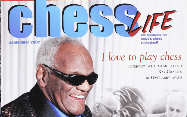 Remembering The Passion Of Ray Charles For Chess