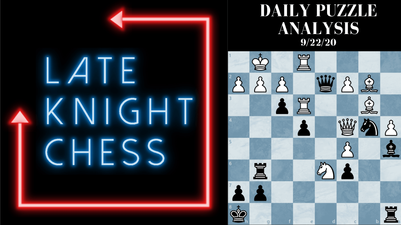 Today's Daily Puzzle 9/22/20: Time Is Of The Essence