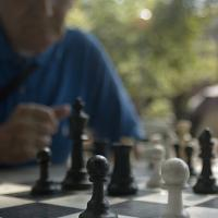Places to play chess in NYC