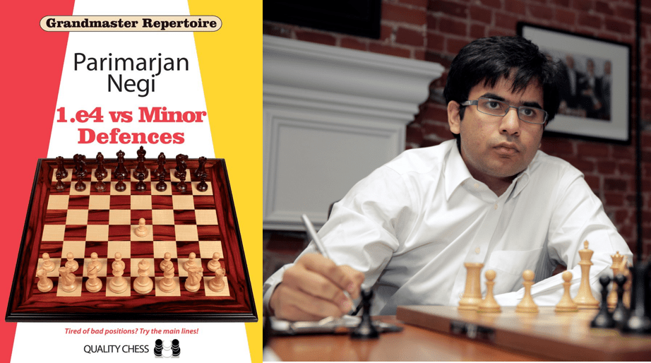 1.e4 vs Minor Defences by Parimarjan Negi