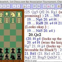 Learning Modern Correspondence Chess (Online or Turn-Based Chess)