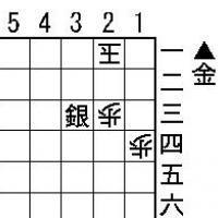 Easy Tsumeshogi Problem for Beginners - #099