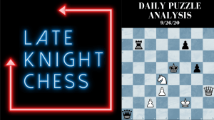 (Video Analysis Inside!) Today's Daily Puzzle: Skewers, Skewers Everywhere