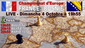 France Bosnie Dimanche soir - Match en Live !