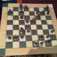 My chess set