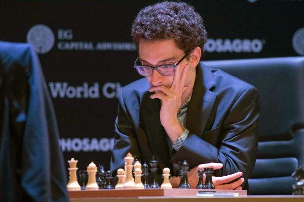 Fabiano Caruana: An Inteligent Chess Master
