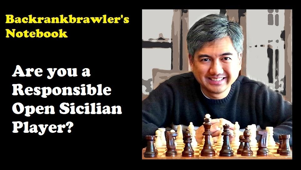The Responsibility of the Open Sicilian