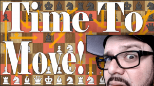 The Journal to Knitehood #2: Time to Move
