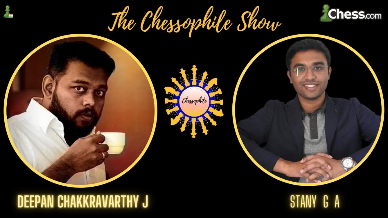 The Chessophile Show Returns With Season 2