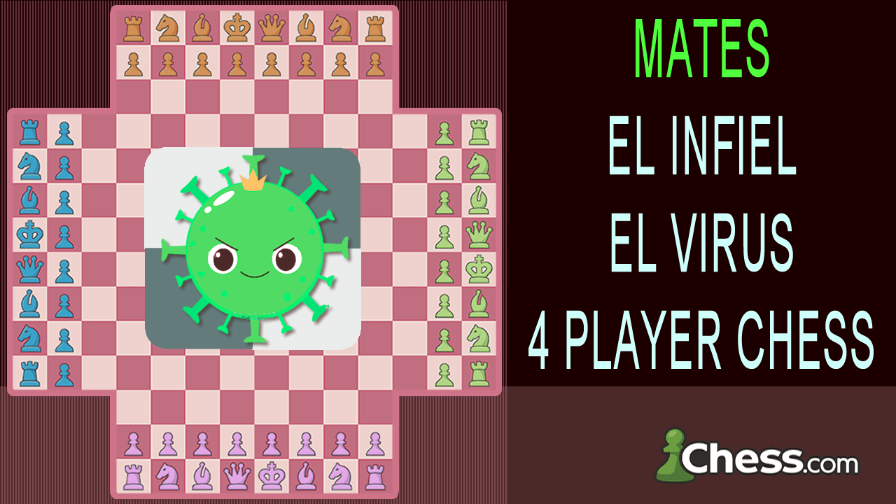 Un lenguaje particular: Aprendiendo 4 Player Chess - Parte III