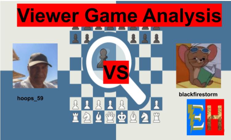 Viewer Game Analysis #1: hoops_59 vs blackfirestorm!